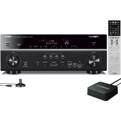 Fantastic Deal! Yamaha RX-V773WA 7.2- Channel Network AV Receiver (Discontinued by Manufacturer)