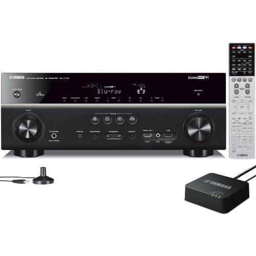 Fantastic Deal! Yamaha RX-V773WA 7.2- Channel Network AV Receiver (Discontinued by Manufacturer)