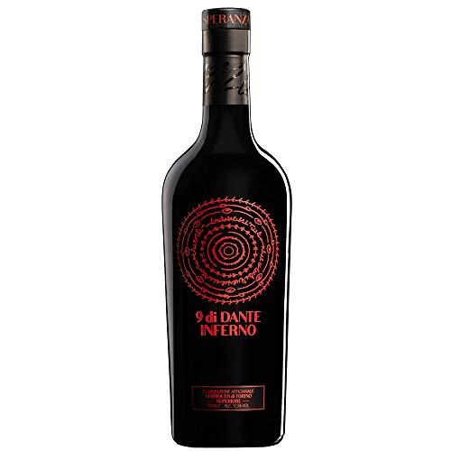9 Di Dante Inferno Vermouth Di Torino Superiore - 750 ml