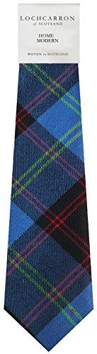 I Luv Ltd Gents Neck Tie Home Modern Tartan Lightweight Scottish Clan Tie