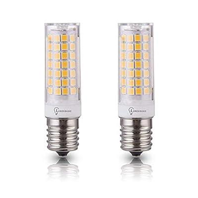LumenBasic E17 LED Bulb 7 Watts 60w Replacement Intermediate Base