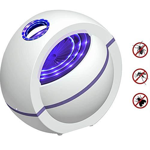 Lampe Tueur Moustiques Maison Tueur Moustiques USB Intérieur Anti-moustiques Silencieux Photocatalyseur LED Pas Radiationl pour Un Bureau De Chambre Cuisine Salle D'étude