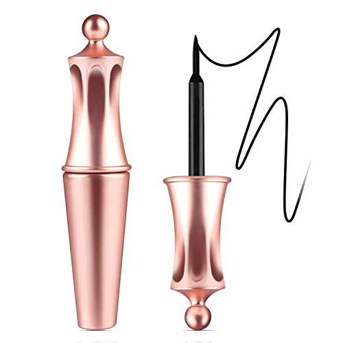 AOVSHEY Magnetic Eyeliner Liquid Liner, natürliches Aussehen, wasserdicht und wischfest, zur Verwendung mit magnetischen Wimpern