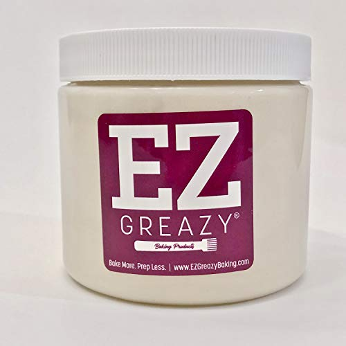 EZ Greazy - Baking Products, Cake Pan Prep., 12 oz container