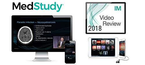 Medstudy 2018 Internal Medicine Video Board Review + Core Audio Pearls and QBank ABIM, AOBIM, MOC Exam Certification Study Course