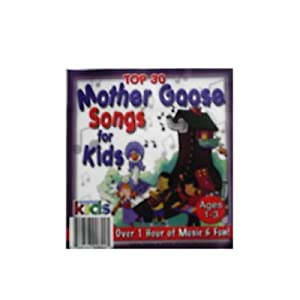 TOP 30 MOTHER GOOSE SONGS FOR KIDS!