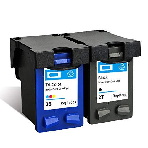 SXCD Cartucho de tinta de repuesto para impresora HP Deskjet 5608 5679...