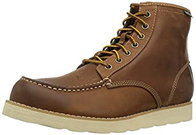 Eastland Shoes Lumber UP Ankle Boot, Peanut, 8 M