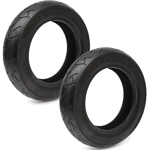 Wingsmoto pneu pour trottinette électrique 10 x 2,5 25,4 cm (10\