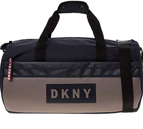 DKNY Mens' Threshold Duffle Bag in Midnight Blue, RRP £100
