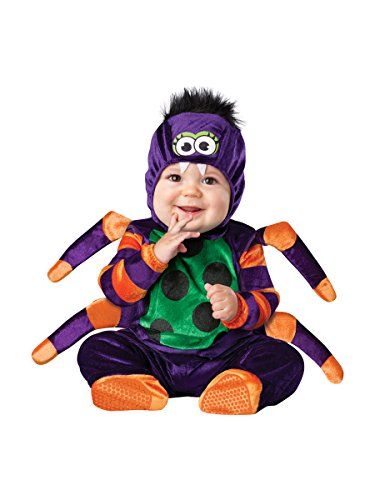 Itsy Bitsy Spider Infant Costume 18-24 Months