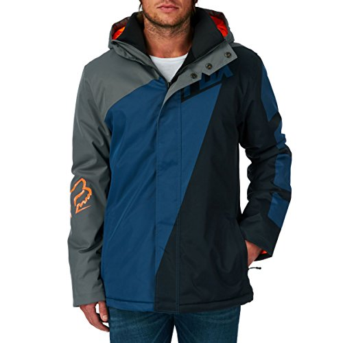 Fox Jacket Source Sulphur Blue Xl