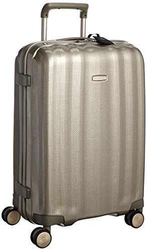 [サムソナイトブラックレーベル] CUBELITE スーツケース 68 cm 3.3kg 82Z13003 アイボリーゴールド