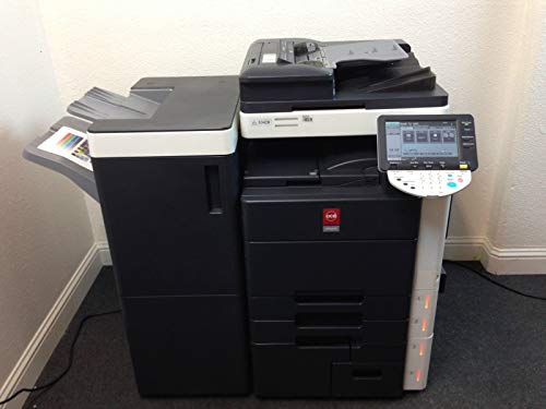 Read About Oce CM4521 Color Copier Printer Scanner with Network Fax & Finisher (Certified Refurbishe...