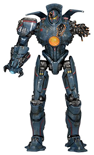 NECA Pacific Rim Series 5 Anchorage Attack Gipsy Danger 7' Deluxe Action Figure