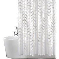 cortinas baño antimoho beige
