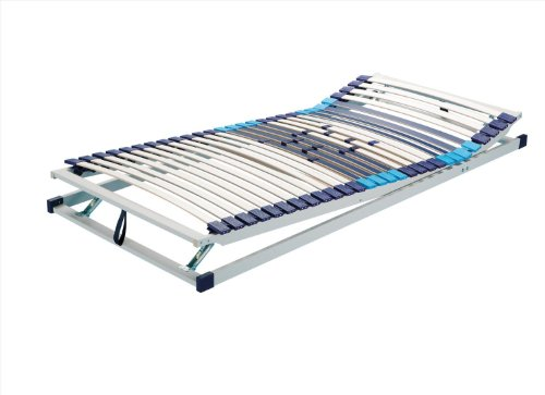 Trioplus Zon Komfort-Set 180x200 cm bestehend aus: 2 x Lattenrost HUKLA K+F28 verstellbar in 90x200 cm - SOFORT LIEFERBAR!