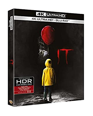 IT [Blu-Ray] [Region Free] (English audio)