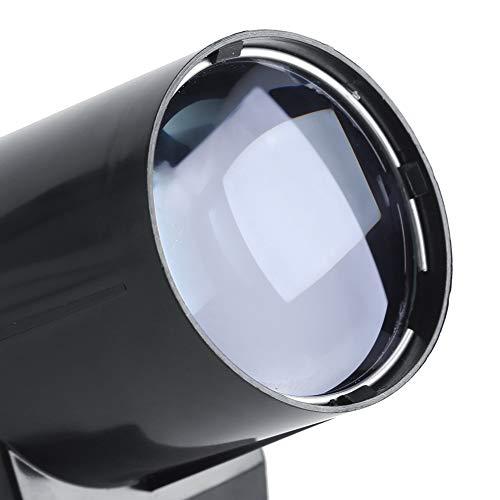 Voluxe LED-strålkastare, lättanvänd allroundbelysningsområde LED-strålkastare med låg energiförbrukning, klubbar för bröllop arv Ktv
