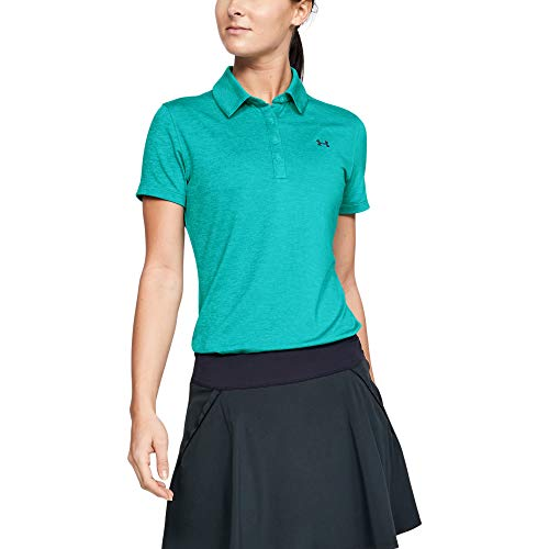 Under Armour Zinger Chemise Polo Femme Bleu FR : S (Taille Fabricant : SM)