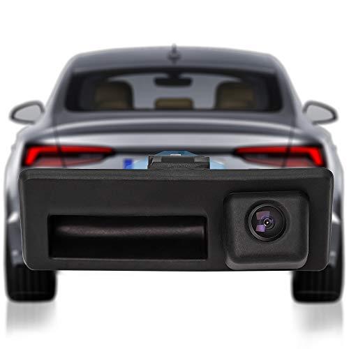 DYNAVISION CAMBH-AU001 Lite - Tirador de puerta trasera para Volkswagen Tiguan Touareg Passat Golf VI Audi A4 Q3 A3 A6L A8 Skoda Octavia Fabia