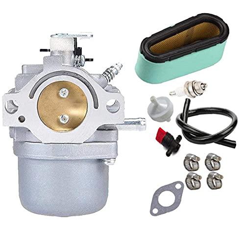 Yililay Kit carburador, la Bobina de Encendido Conjunto, cortadora de césped, Filtro de Aire, Big Bore Accesorios Pistón para la Segadora