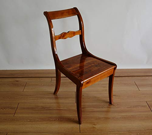 FidgetGear Biedermeier Stuhl aus massiven Kirschholz Show One Size
