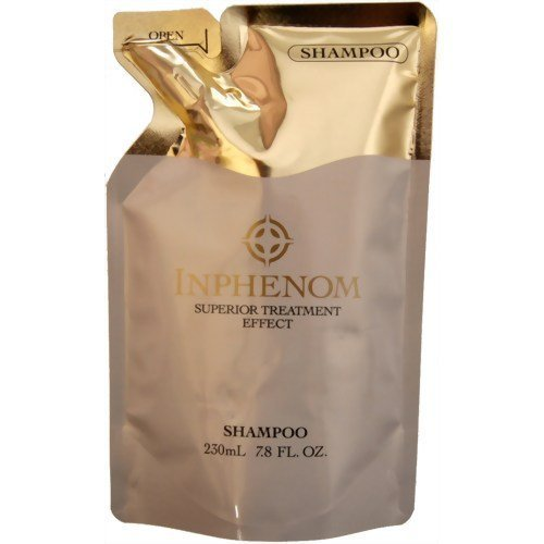 Milbon Inphenom Hair Shampoo 7.8 Oz Refill Bag by Milbon