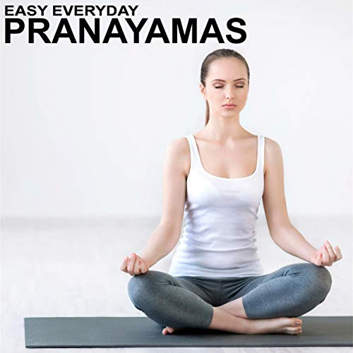 Easy Everyday Pranayamas cover art
