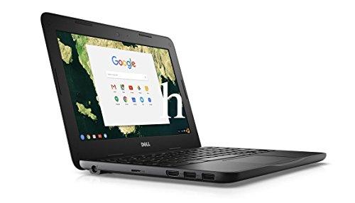 Dell Chromebook 11 3180 2NN30 11.6-Inch Traditional Laptop (Black)