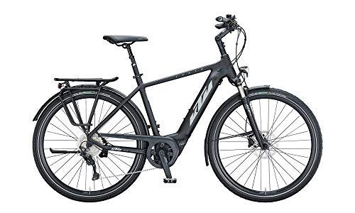 KTM Cento 10 Herren E-Bike Pedelec 2021, Farbe:schwarz, Rahmenhöhe:60 cm, Akku:500 Wh