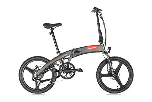 Apollo E-life Style Bici Plegable Smart 2S