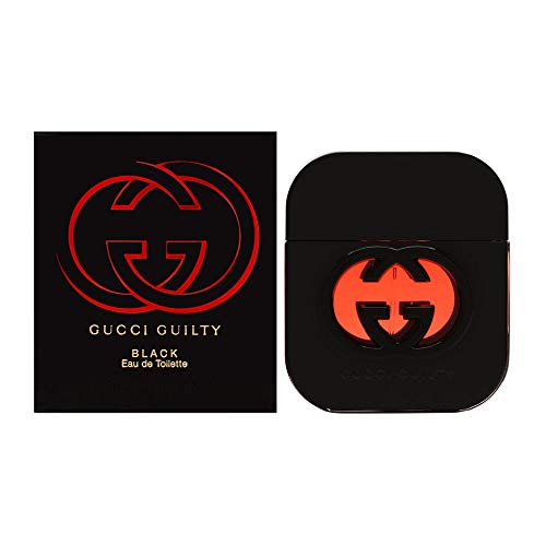 Gucci Guilty Black EDT 50 ml, 1er Pack (1 X 50 ml)