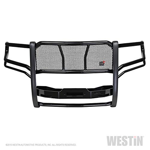 Westin HDX Winch Mount Grille Guard 2019-2020 Ram 1500 (Excl. Rebel)(Excl. 2019-2020 Ram 1500 Classic) | 57-93975 | Black | 1 Pack