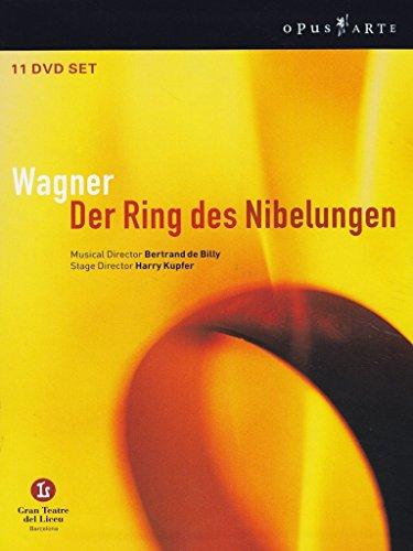 Wagner, Richard - Der Ring des Nibelungen (Gesamtaufnahme) (11 DVDs)