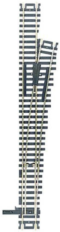 opciones a bajo precio HO Code Code Code 100 Mark IV  6 Right-Hand Turnout by Atlas Model Railroad  producto de calidad