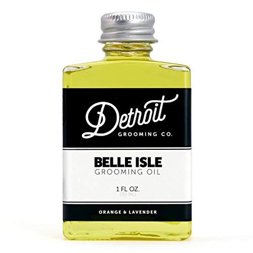 Detroit Grooming Co. Beard Oil - Belle Isle -...