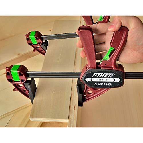 PIHER Einhandzwinge Extra Quick Piher 30cm