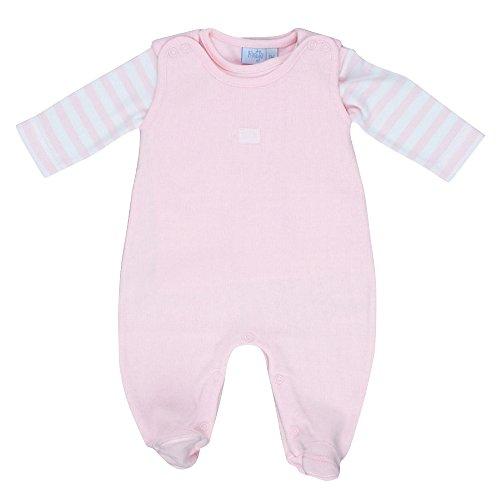 Feetje La grenouillère + Le T-Shirt bébé Ensemble bébé, Rose
