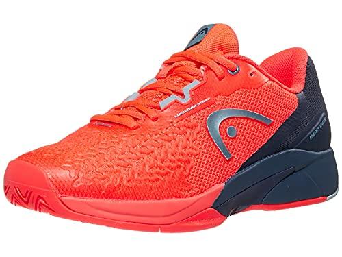 HEAD Herren Revolt Pro 3.5 Men Tennis Shoe, Rot Blau, 42.5 EU