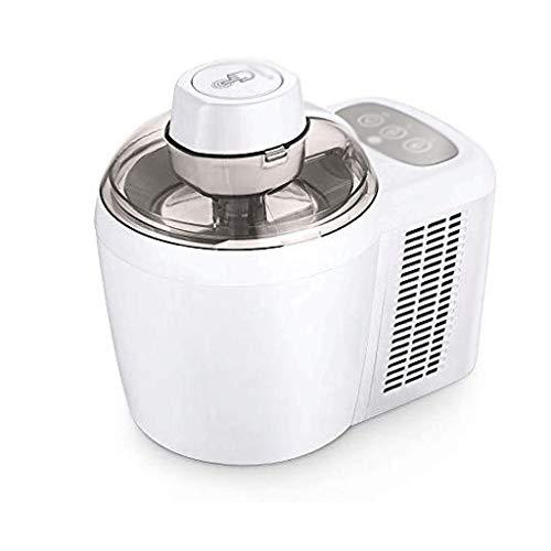 BMMMZ Máquina automática hogar Yogur, Helados de Frutas Mini Máquina del Helado con Fruta refrigerada for niños