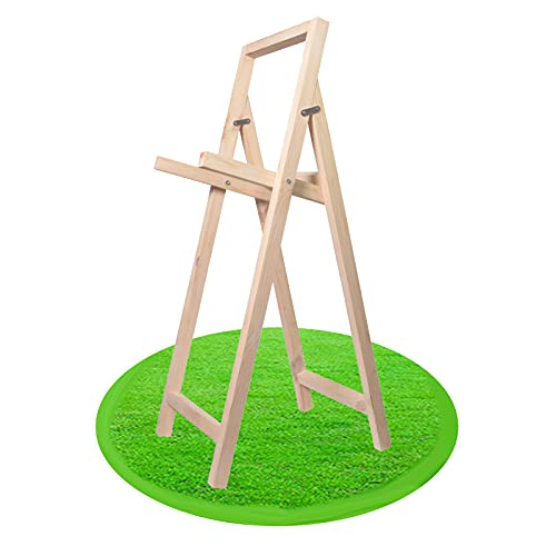 MISS.U Outdoor Archery Wooden Archery Targets Stand, Ideal for Archery Enthusiasts