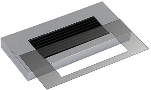 dipos I Blickschutzfolie matt kompatibel mit Jura A-Serie A1 A5 A7 A9 Tropfblech Sichtschutz-Folie Display-Schutzfolie Privacy-Filter