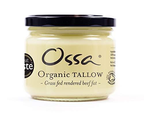 Ossa Organic Tallow | From British Grassfed Cows | 256g x1