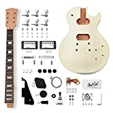 Bad Cat Instruments 6 STRING MAHOGANY SOLID BODY LP STYLE ELECTRIC GUITAR BUILDER KIT