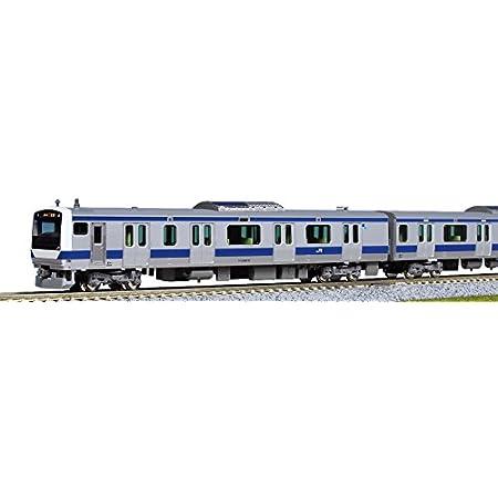 KATO Nゲージ E531系 常磐線・上野東京ライン 基本 4両セット 10-1290 鉄道模型 電車