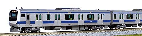 E531系常磐線・上野東京ライン 付属編成セット(5両) 10-1293