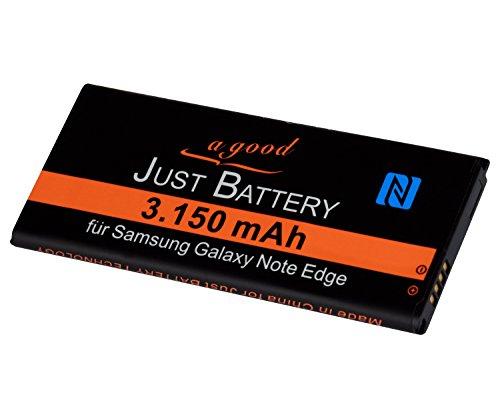 JuBaTec original Akku für Samsung Galaxy Note Edge SM-N915F mit NFC und 3150 mAh ersetzt EB-BN915BBC
