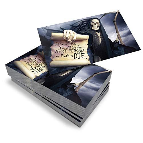 Grim Reaper Gospel Tract (Pack of 100)