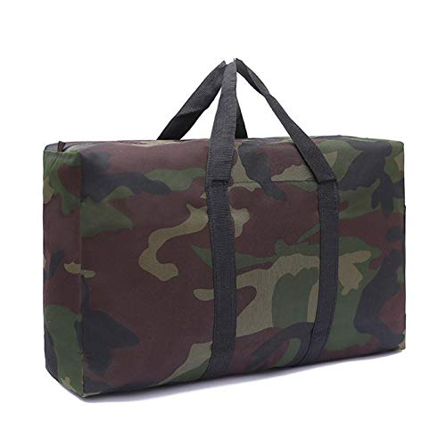 Travel Duffle Bag Storage Bag,Foldable Water Resistant Travel Bag Lightweight Duffel Bag With Big Capacity For Dry Clothes, Shoes, Underwear, Cosmetics, Books